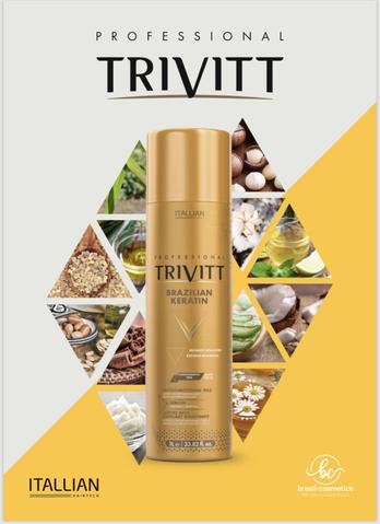 Trivitt Brazilian Keratin