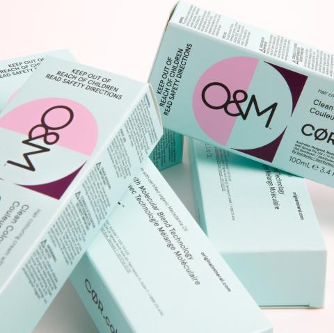 O&M CØRcolor